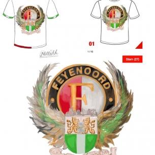 Feyenoord Ontwerpwedstrijd Melluhk3