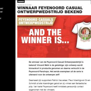 Feyenoord Ontwerpwedstrijd Melluhk4