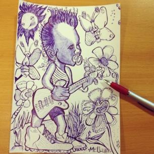 1. Melluhk Sketch